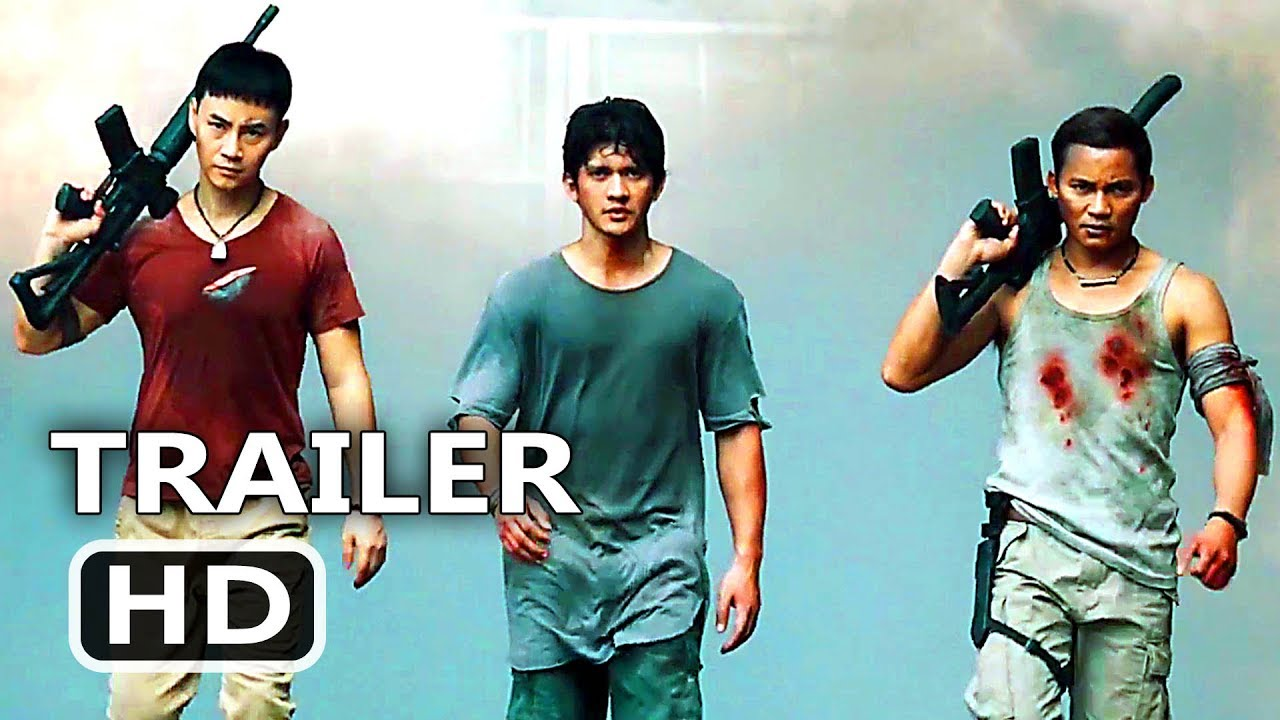 Download TRIPLE THREAT Official Trailer (2017) Tony Jaa, Iko Uwais, Scott Adkins Action Movie HD