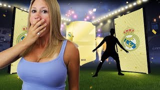 MY FIRST INSANE WALKOUT ON FIFA 18!!
