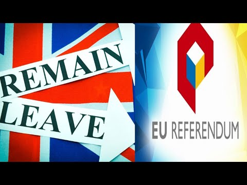 What You Need To Know About Brexit/UK Referendum, Article 50, European Union, Lisbon Treaty