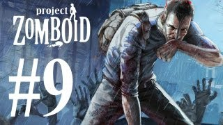 Project Zomboid #9 - Let's Play Project Zomboid Gameplay German