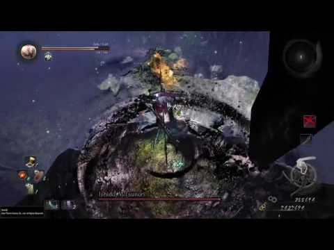 Nioh How To Beat Restless Spirit Mission(Way Of Strong)SOLO