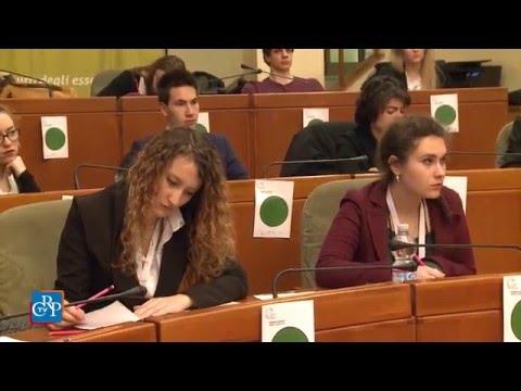 Il Parlamento europeo degli studenti