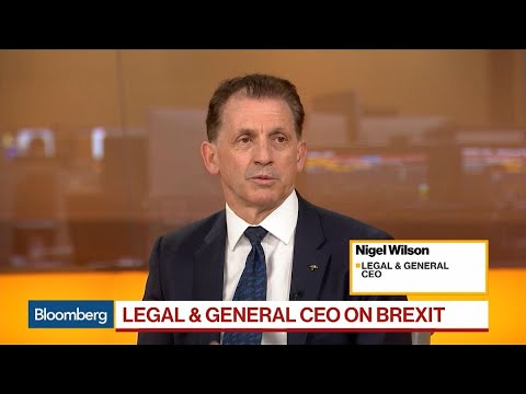 Legal & General CEO: We Believe in Investing in Real Assets