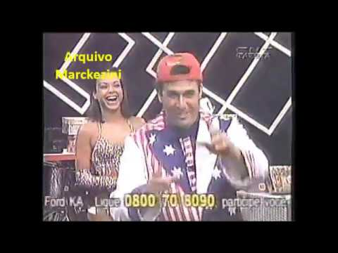 Festa do Mallandro - CNT/Gazeta (1998)