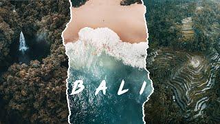 BALI by Drone (4k) | Approaching Paradise | DJI Mavic Pro