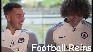 Eden Hazard Funny Moments