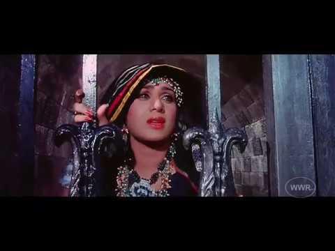 Ganga Aaja Aaja (HD) - Ganga Jamuna Saraswati (1988) Song Amitabh, Meenakshi