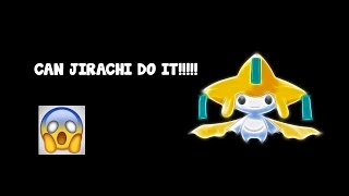 CAN JIRACHI DO IT?!?!/ PROJECT POKEMON/ ROBLOX