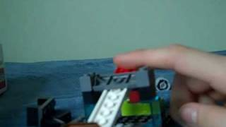 How To Build A Lego Catapult
