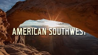 AMERICAN SOUTHWEST 4K (ULTRA HD) 60fps