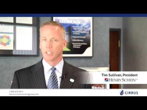 Tim Sullivan, President Of Henry Schein Dental | Testimonial Video For Dentists