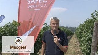 Sapec Agro Italia - difesa della vite #Enovitis in campo 2017