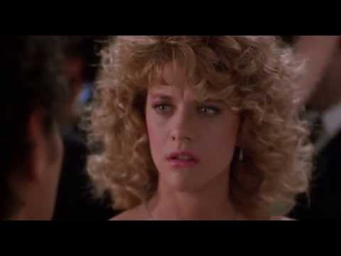 """When Harry Met Sally"" Ending - ""I hate you Harry"""
