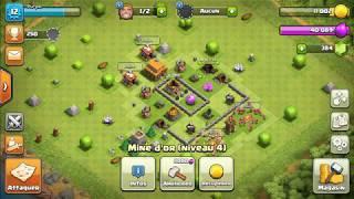 Clash of Clans   Je cherche un clans ! #09