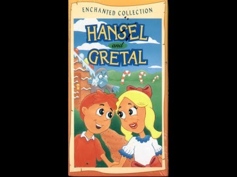 Hansel and Gretal Enchanted Collection VHS Rip UAV Entertainment