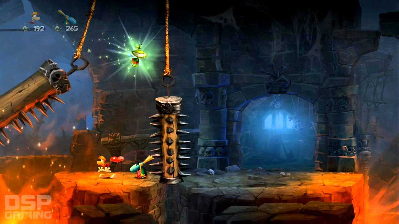 CO-OP games similar to Rayman Legends? : PS4