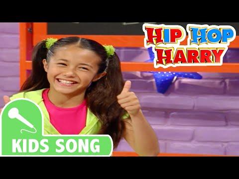 Make A Dance | Kids Song | From Hip Hop Harry