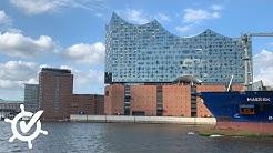 Pfingsten in Hamburg: Matthias live aus der HafenCity