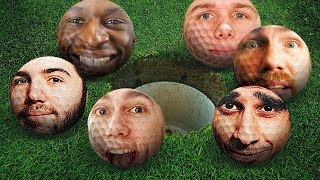 6 PLAYER MADNESS! - GOLF WITH FRIENDS