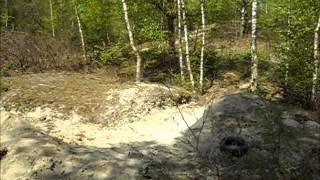 session de dirt: lorenzo avec emilien