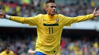 Neymar Top 10 Goals Ever 2013  Неймар 10 лучших голов HD 2013