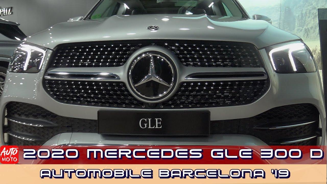 2020 Mercedes GLE 300d - Exterior And Interior - 2019 Automobile Barcelona