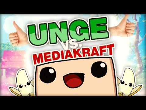 UNGE VS. MEDIAKRAFT #freiheit   Daniel Downsyndrom   Minecraft Kurzfilm
