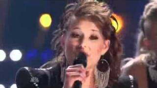 The Sing-Off: Delilah [Grenade] (Season 3)(Outstanding Non-Fiction Performance))