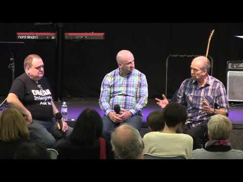 Q and A with Adrian Beale and Adam F Thompson