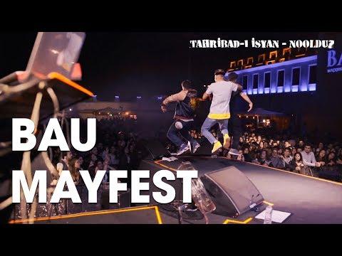 Tahribad-ı İsyan - Nooldu? | BAU Mayfest Konseri 2017