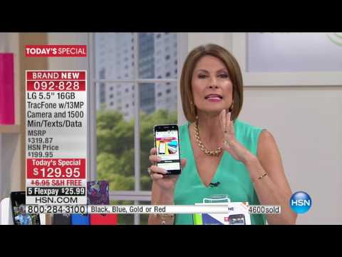 HSN | Electronic Connection featuring LG 05.14.2017 - 10 AM