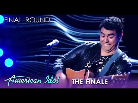 Alejandro Aranda Gives His FINAL Performance And The Crowd Goes CRAZY! | American Idol 2019