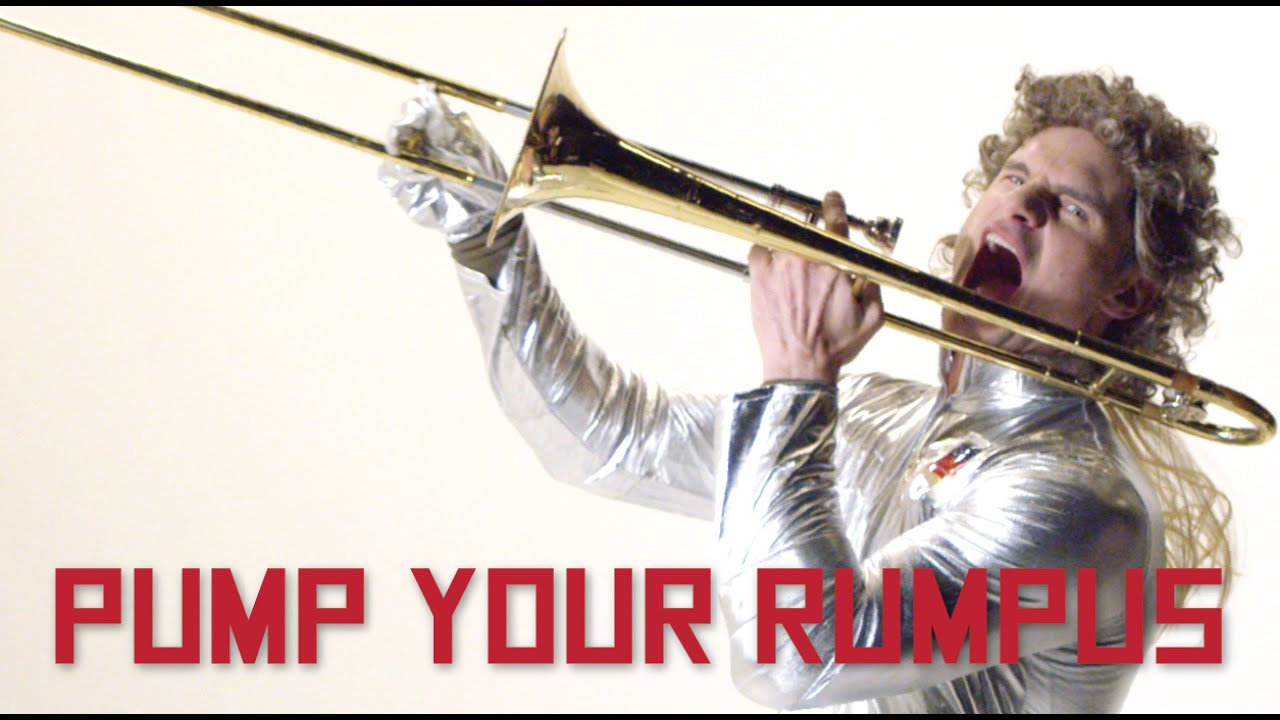 Pump Your Rumpus by Flula - YouTube