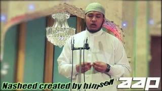 Hafiz Abdur Raqib At The Nasheed & Qirat Competition Hyde Jamia Mosque Manchester 2011
