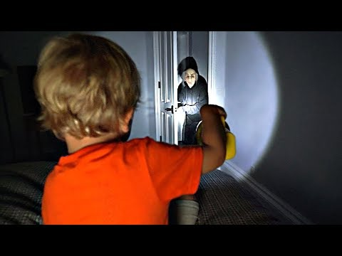 Download An INTRUDER came into our bedroom!! *SO SCARY*