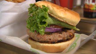 Chicago's Best Turkey Burger: Busy Burger