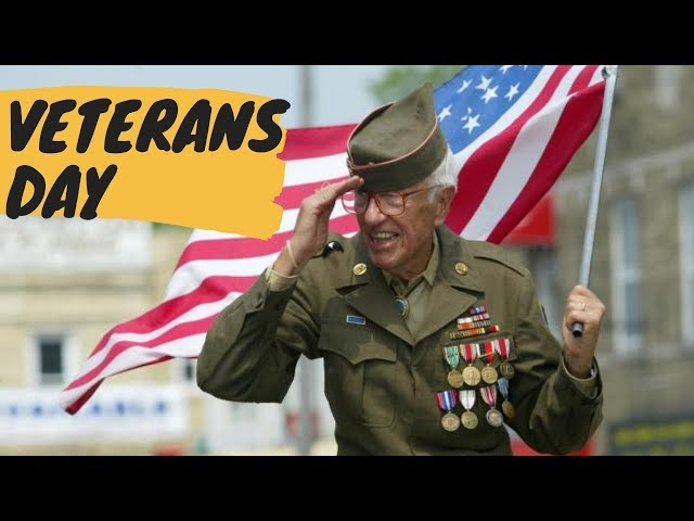 'Happy Veterans Day 2019' Wishes Images
