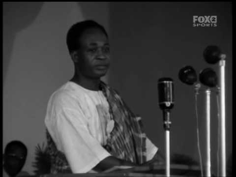Kwame Nkrumah - All-African People's Conference - 1958 ...