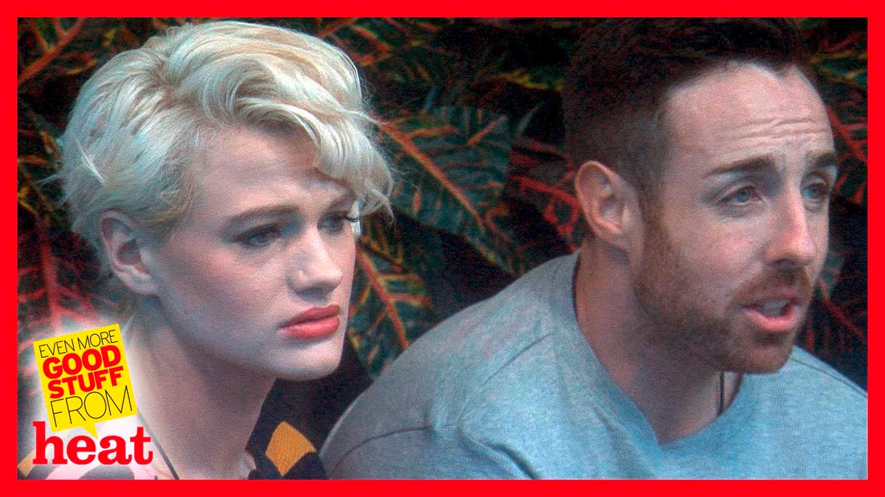 Jasmine Big Brother Porn cbb's stevi ritchie makes chloe jasmine cry with his jealousy issues