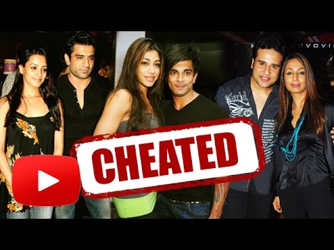 10 Famous Celebrities Who Cheated On Their Partner
