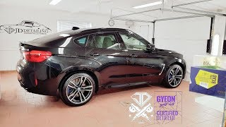 JD detailing - BMW X6M - full detailing and ceramic coating - 4K quality