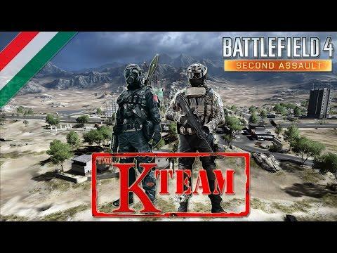Battlefield 4: Second Assault DLC - Conquest on Gulf of Oman 2014 Co-op Gameplay (PC) (HUN) (HD)