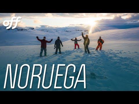 Kite na Noruega com Reno Romeu e JD Edde | Kite Extremo | Canal Off