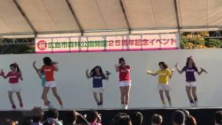 アクターズスクール広島 広島市森林公園開園25周年記念イベント.