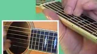 Classical Gas Guitar lesson- Part Two