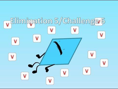 BFDI Camp S3 Elimination 5/Challenge 6