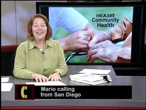 HEA395 Community Health #01 Spring 2015