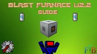 IC2 Blast Furnece 1.12.2 Guide