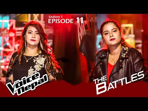 The Voice of Nepal - S1 E11 (Battle Round)