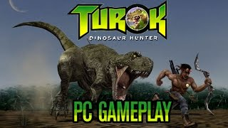 Turok : Dinosaur Hunter - PC Gameplay ►1080p HD/60 FPS